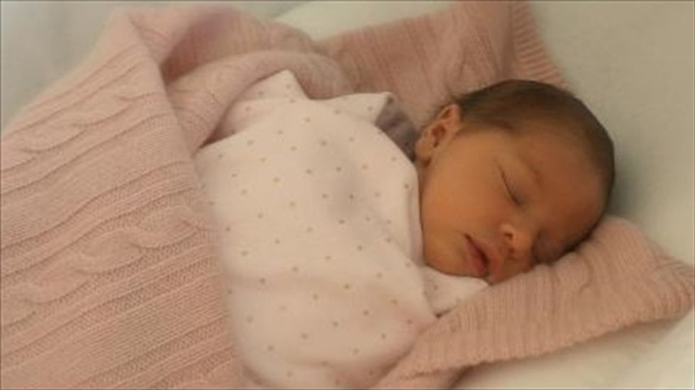 Swedish King Carl XVI reveals name of the country's newborn princess