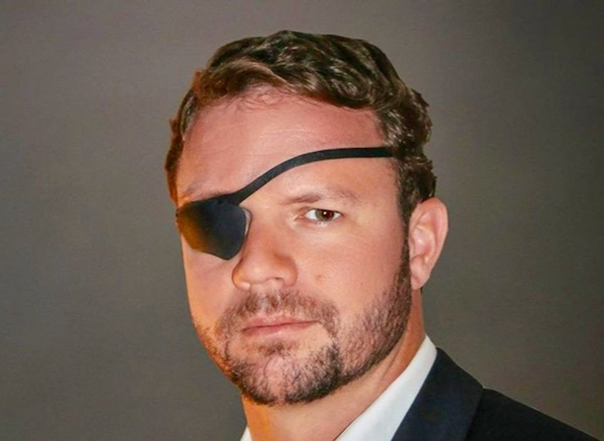 BUSTED: Dan Crenshaw illegally bought stocks during debate over COVID relief