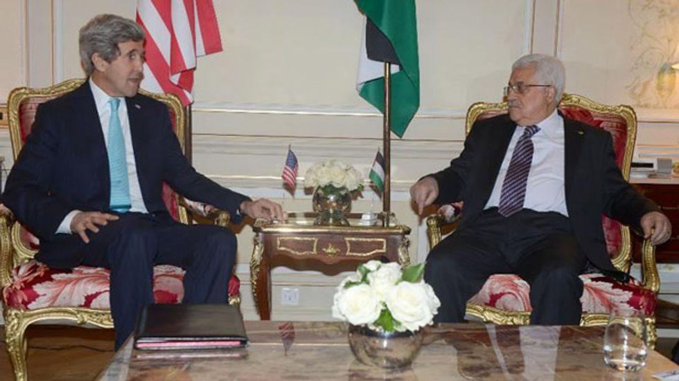 Palestinian leaders reject US push for peace talks beyond April deadline