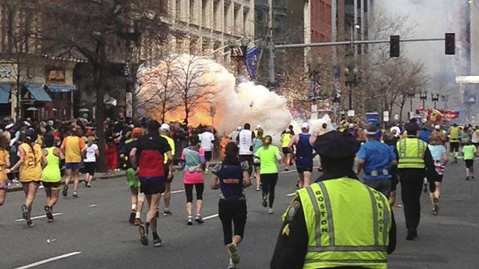 Security tightened as Boston Marathon approaches