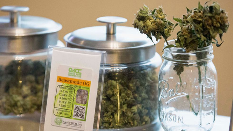 Recreational marijuana proposal to appear on Alaska ballot in August