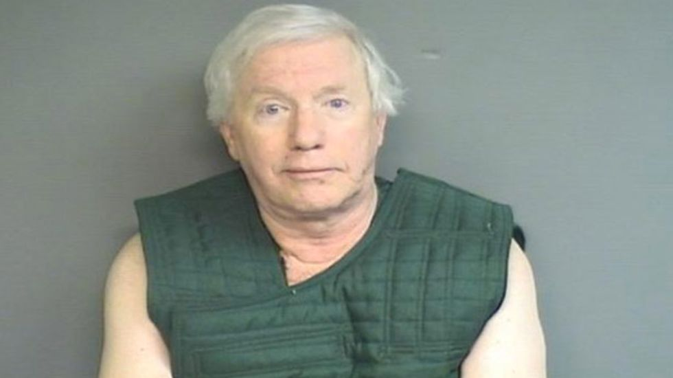 Connecticut substitute teacher, 72, arrested for fondling himself in front of students