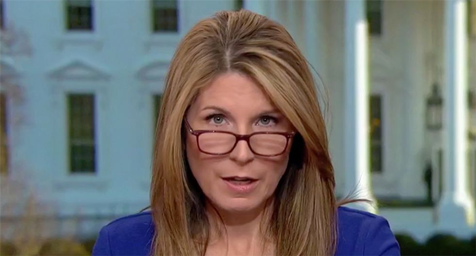 MSNBC's Nicolle Wallace calls BS on Acosta's claim Epstein case was so long ago: 'This was not 1910'
