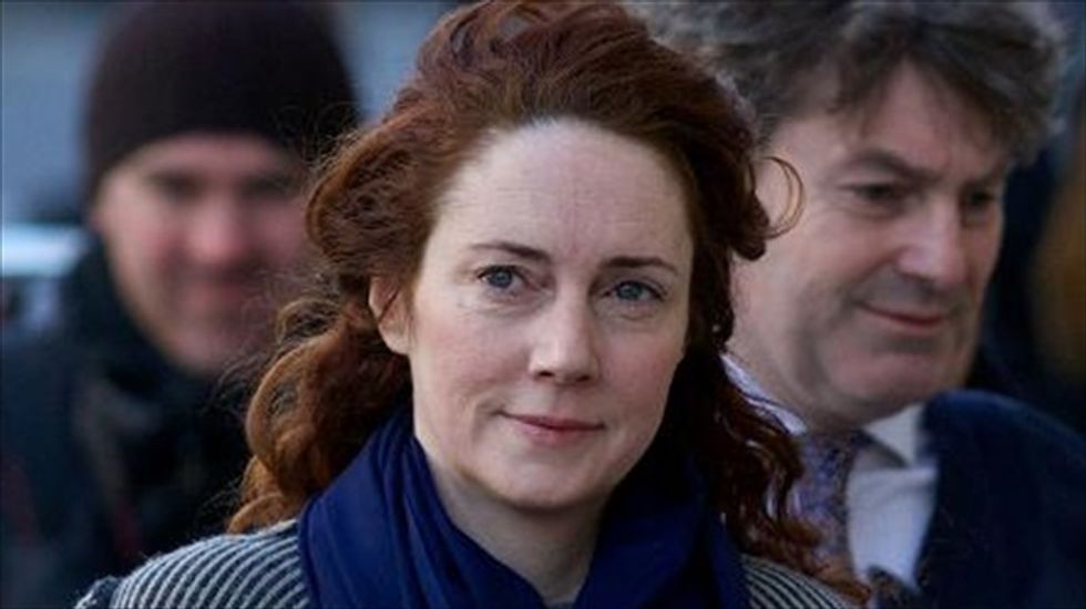 Rebekah Brooks will return as CEO for British division of Rupert Murdoch's News Corp