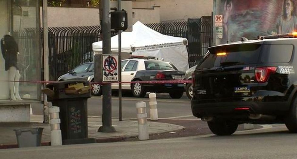 Los Angeles police shoot and kill 14-year-old boy – but don't say why
