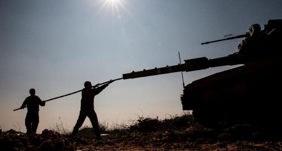 Israel says no tanks for women soldiers