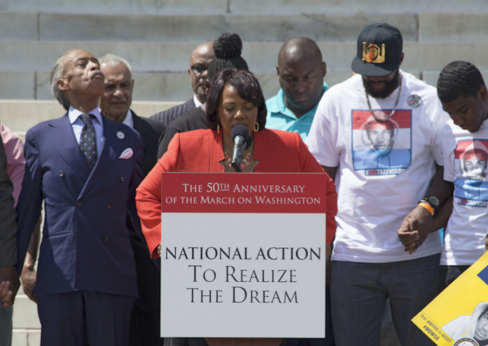 MLK's daughter slams Trump's 'distasteful, disturbing, dangerous' 2nd Amendment remarks