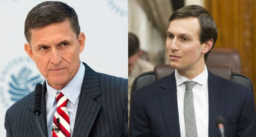 Kushner met with special counsel Mueller about Flynn: report