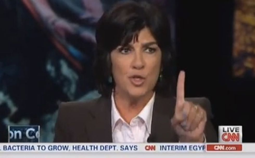 'We're not going to shut up': CNN's Christiane Amanpour slams Bannon and Trump's 'totalitarian regime' tactics