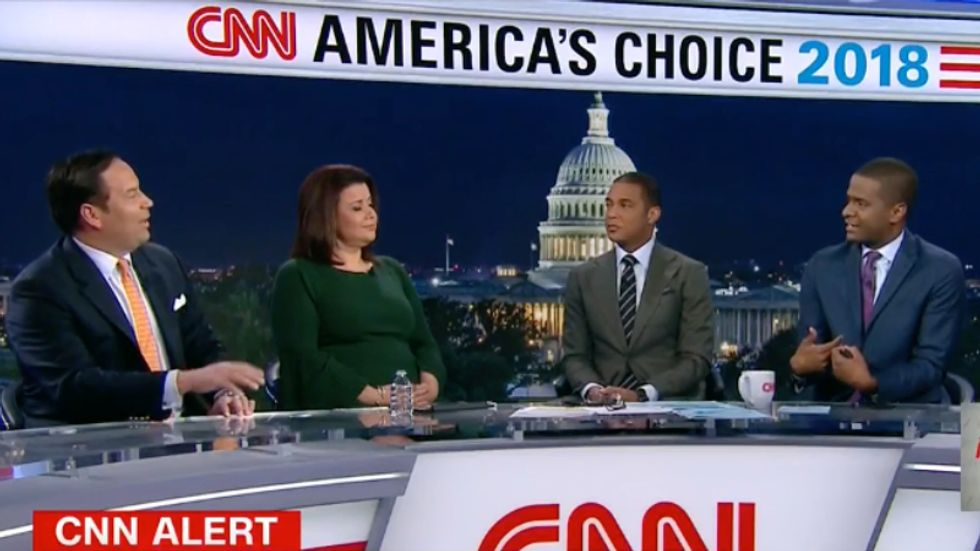 CNN's Bakari Sellers rips Trump-apologist Steve Cortes for saying America is not a race: 'I'm Black. Let's be clear'