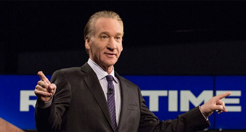 WATCH: Maher says Trump 'isn't being bipartisan -- he's being bipolar'