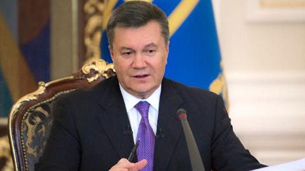 Britain to host talks over Ukrainian assets looted under deposed President Yanukovych