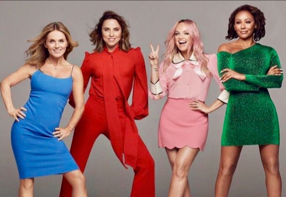 Spice Girls reveal 2019 UK reunion tour without Victoria Beckham