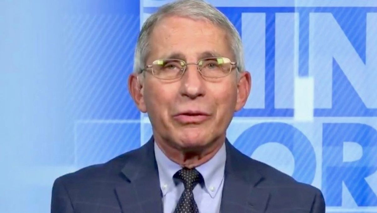 Fauci says federal government won't mandate vaccine passports