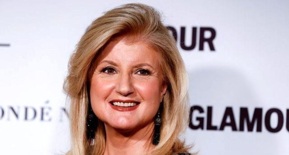 Arianna Huffington to leave Huffington Post