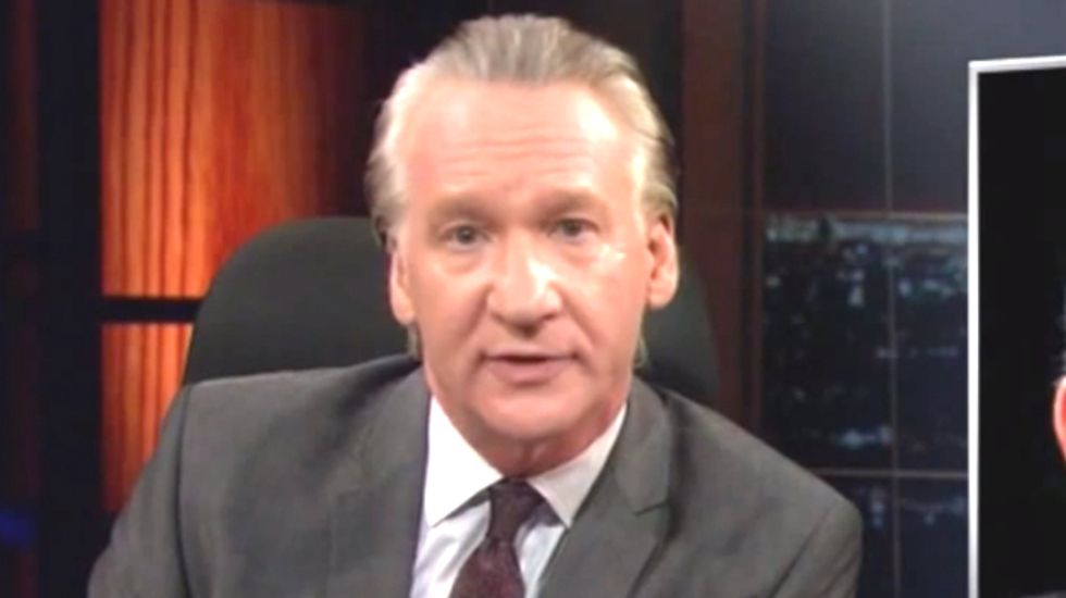 Bill Maher: Democrats can sell solar energy by saying 'Let's invade the sun and take its oil'