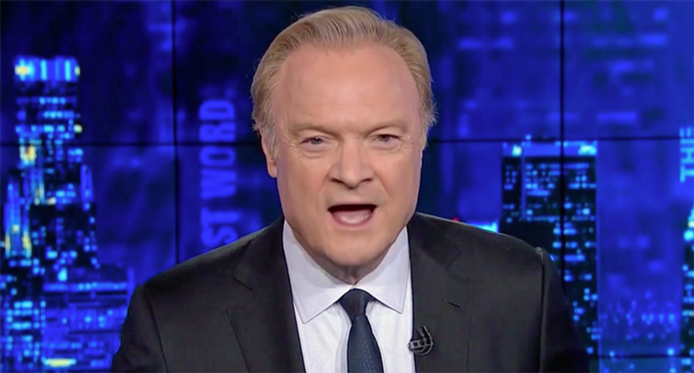 Lawrence O'Donnell goes off on White House press corps for letting Trump off the hook on Russian bounty scandal