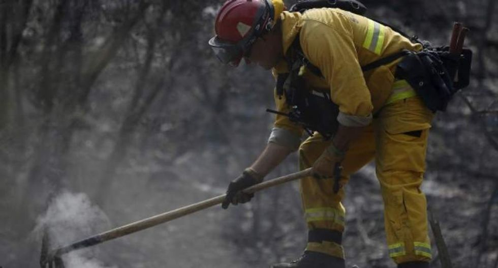 Massive 2015 California wildfire blamed on faulty hot tub wiring