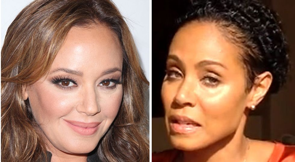 Scientology critic Leah Remini claims actress Jada Pinkett Smith as member of the controversial church