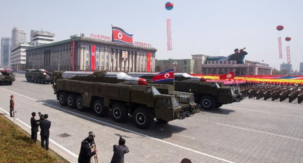 North Korea claims breakthrough on nuclear missile warheads