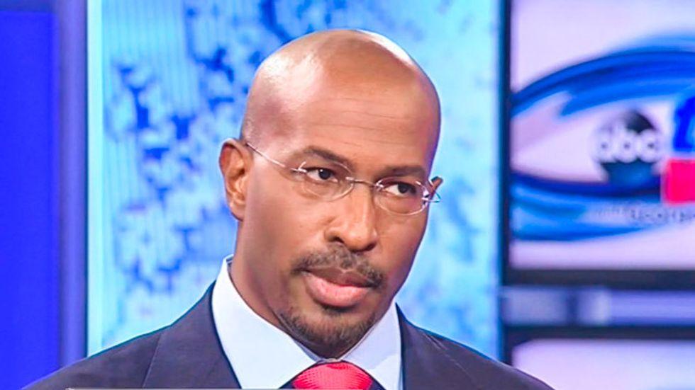 Ex-Obama adviser Van Jones rips Trump for emboldening racists: 'It's time to look in the mirror'