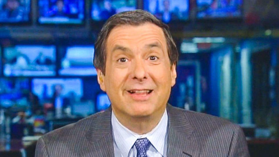Fox host flips after Colbert mocks him: 'Even fake news anchors should have standards'