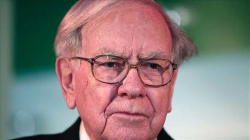 Warren Buffett says anonymous woman wins $3.46 million charity auction for lunch with him
