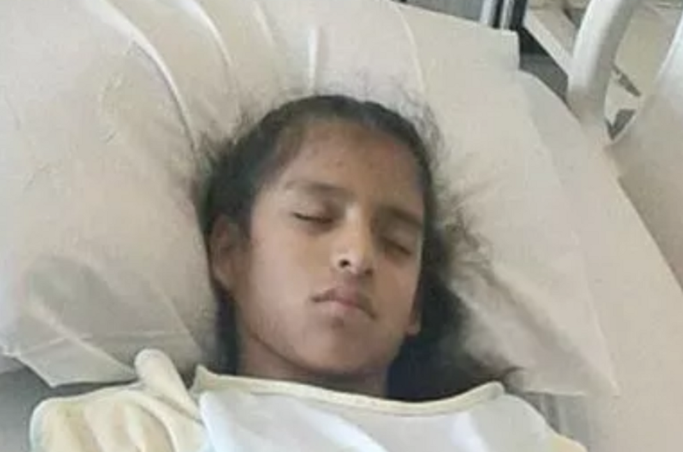 ACLU sues Trump administration, seeks release of undocumented girl with cerebral palsy