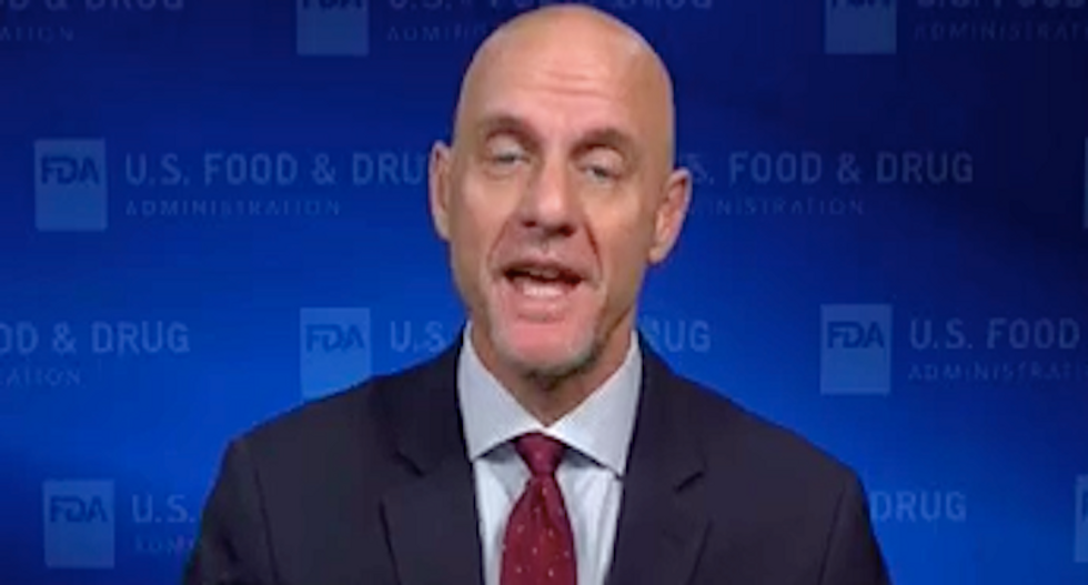 NYT editorial board slams Trump's FDA commissioner for pushing unproven treatment with 'fuzzy math'