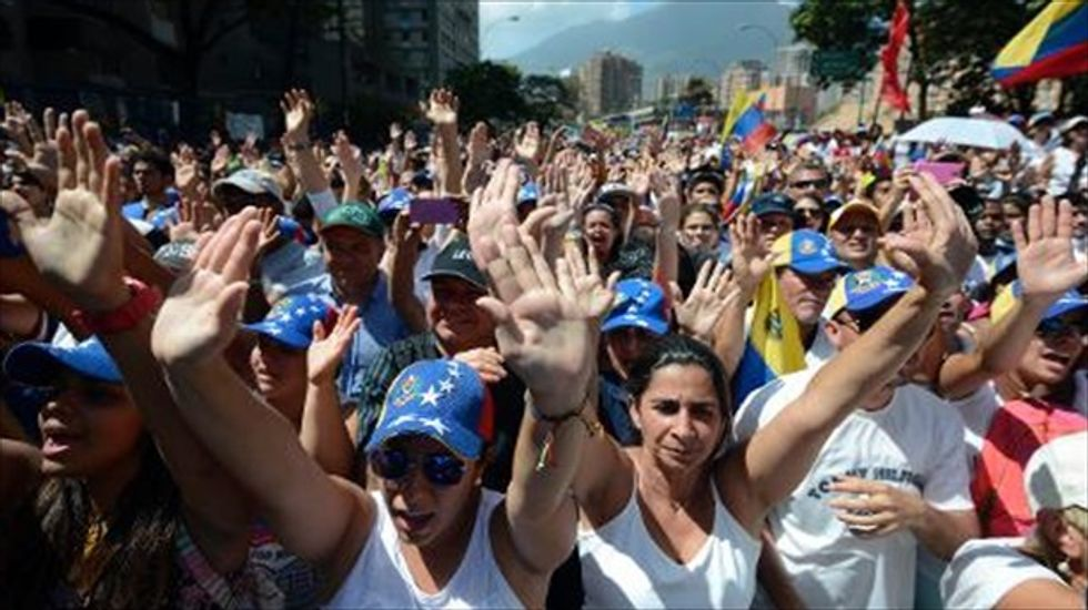 Venezuela to file complaint in United Nations over U.S. meddling