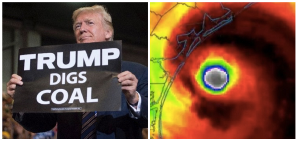 'Art of the Deal' ghostwriter: There's no way Trump will give $1 million to Harvey victims