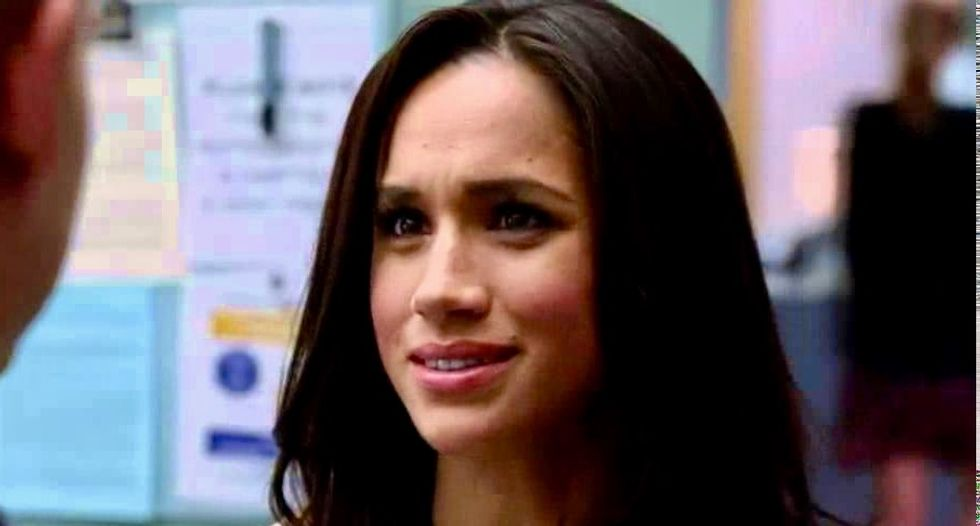 Meghan Markle is related to Shakespeare, Churchill