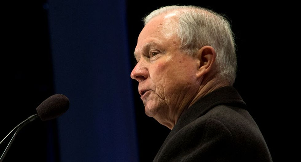 Key Republican senators have laid the groundwork for Trump to fire Jeff Sessions -- but there is a catch
