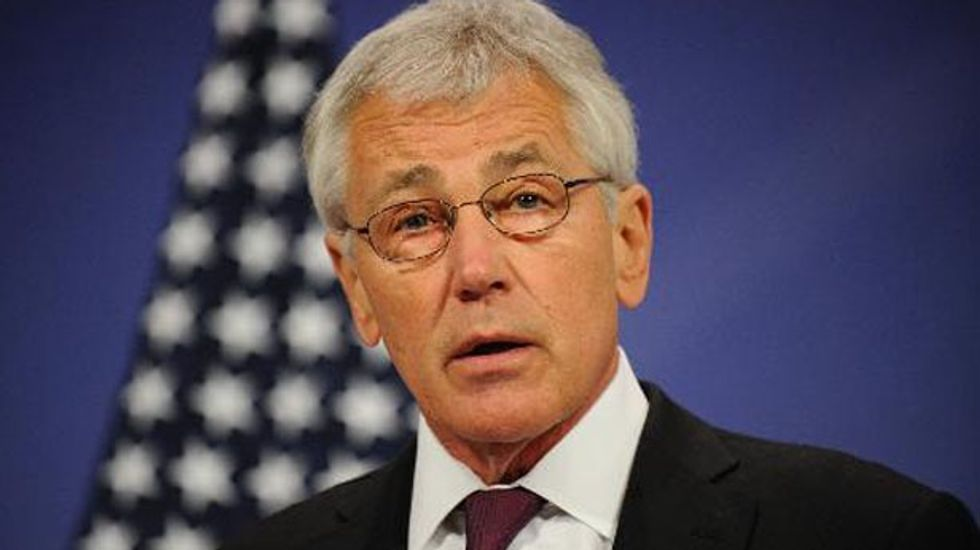 Secretary of Defense Hagel: I am open to 'reviewing' military ban on transgender soldiers