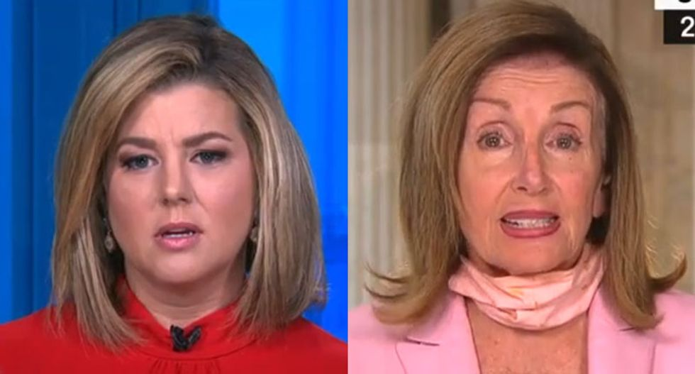 'Why are we even talking about this?' Pelosi tells CNN that Trump's latest attack on Obama is not even worth responding to