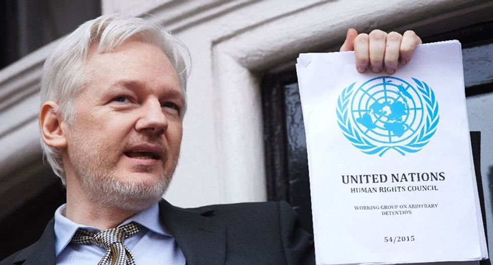 Sweden refuses to suspend Julian Assange's arrest warrant so he can attend funeral