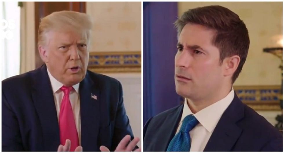 'Clueless, shameless, dissembling': New York Daily News editors rip Trump for trainwreck HBO interview