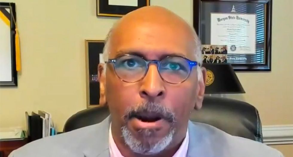 Ex-RNC head points out devastating number for Trump in latest poll showing a November wipeout