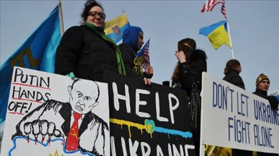 House passes bill allowing for guaranteed loans to Ukraine