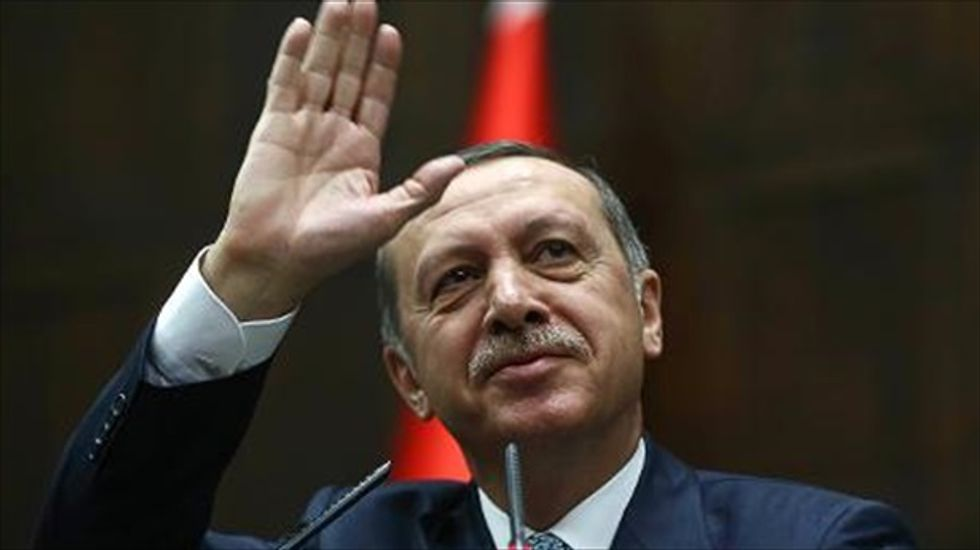 Prime Minister Erdogan set to win first ever Turkish presidential election