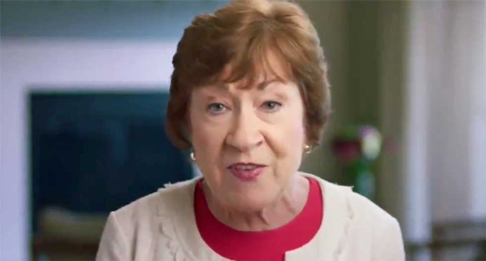 WATCH: The Lincoln Project goes after Susan Collins with hard-hitting attack on her credibility