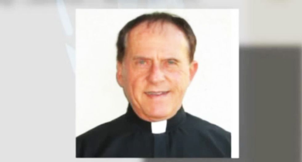 High-ranking Catholic priest busted for sending pictures of his genitals to church pool contractor
