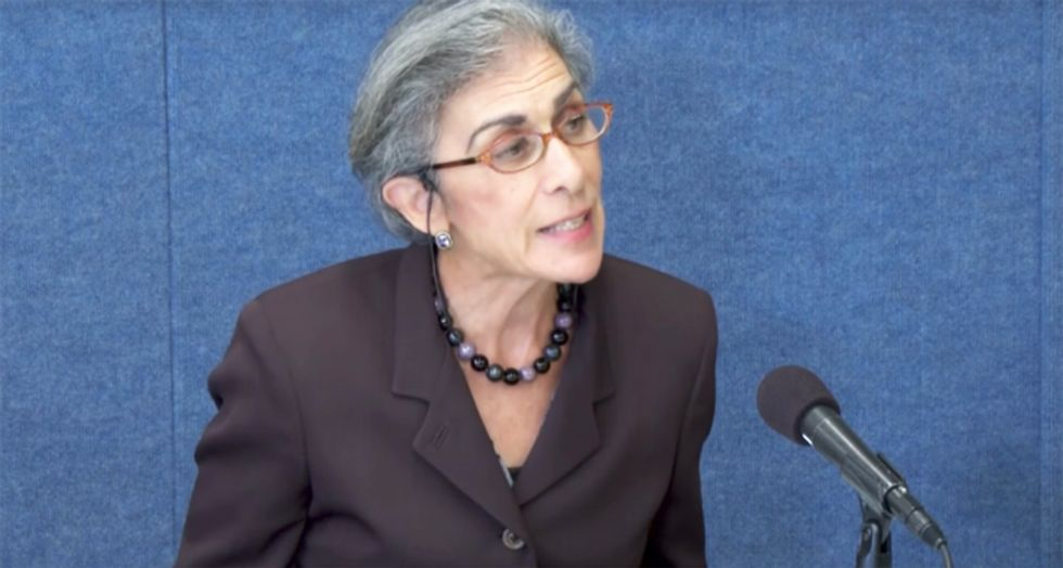 Penn law professor stripped of classes after she's busted for calling black students inferior