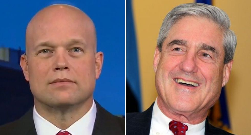 Former federal prosecutor suspects Justice Department is leaking internal documents on Whitaker to reveal the truth about him