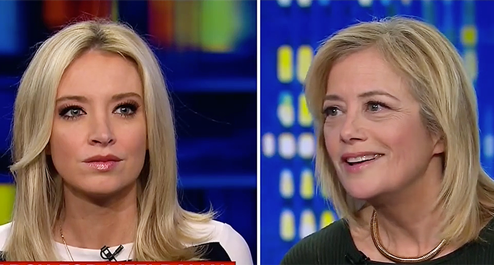 Hilary Rosen calls BS on Kayleigh McEnany: 'People are afraid - don't act like it should be sunshine for Donald Trump'
