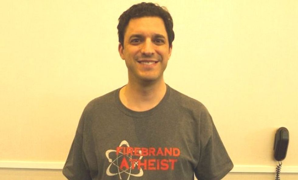 David Silverman: CPAC is crawling with closet atheists