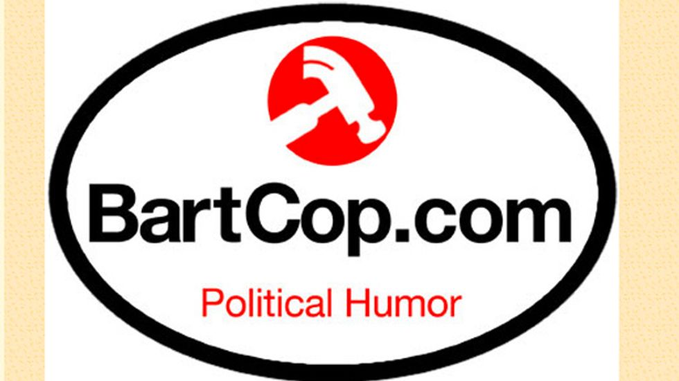 R.I.P. Bartcop: The passing of a modem, a smart mouth, and the truth
