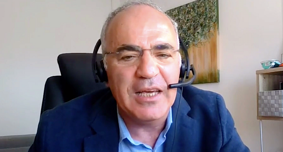 Russian dissident Gary Kasparov lays out 'doomsday scenario' for American democracy — and it's closer than you think