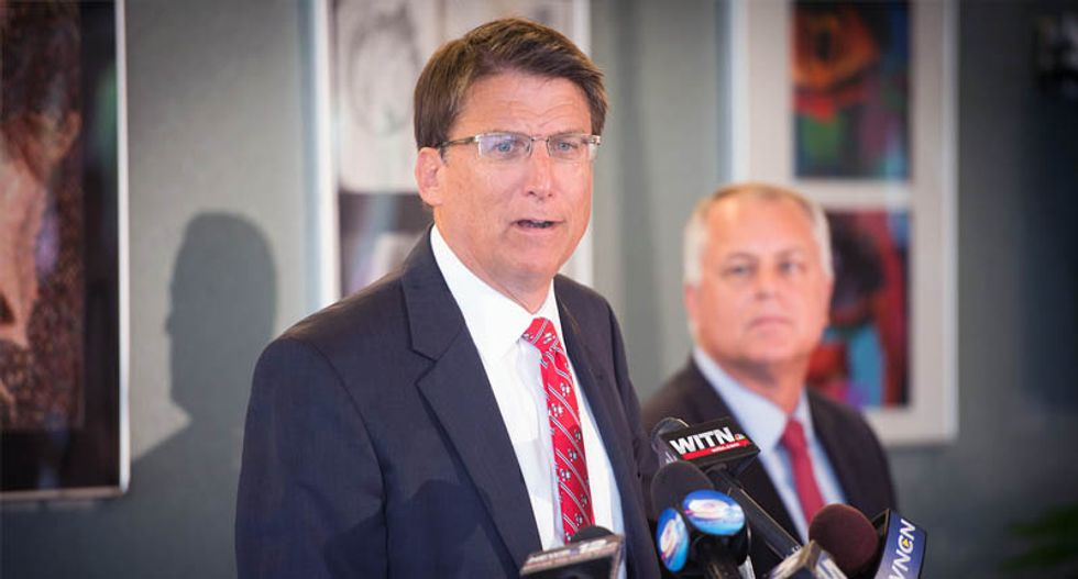 Supreme Court rejects NC Gov. McCrory's bid to reinstate voter ID law for November election