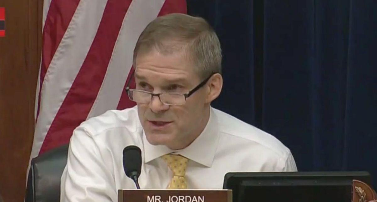 GOP's Jim Jordan under investigation by FEC for campaign reports
